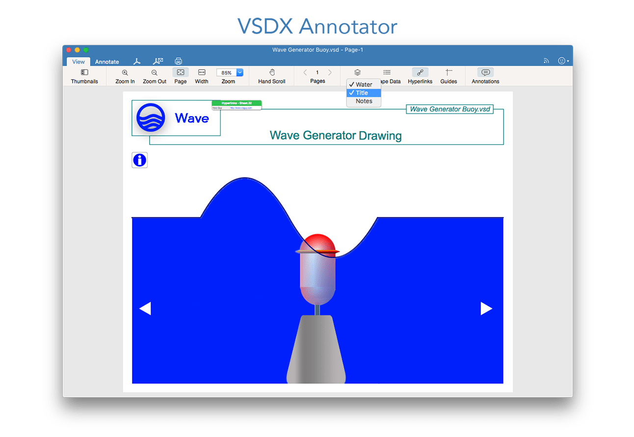 visio diagram comparison leviton dimmers wiring best viewer for mac chart
