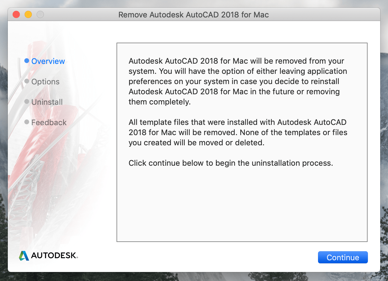 Autocad Software Removal Tool