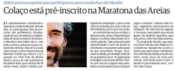 25 Outubro 2013 – Jornal de Leiria
