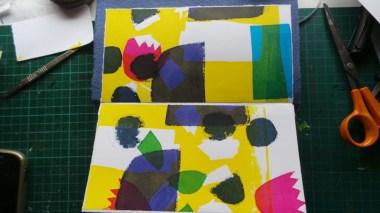 Concertina booklet