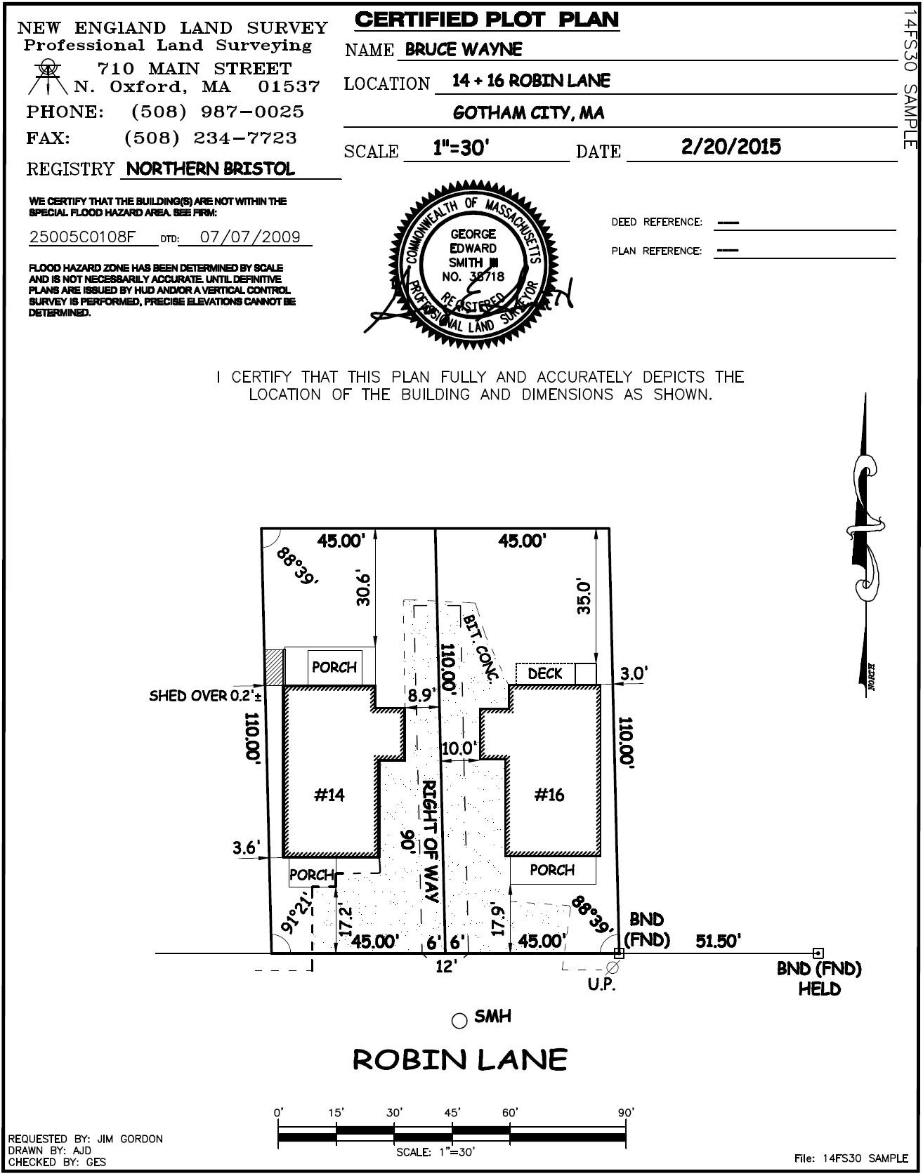 Land Survey Company