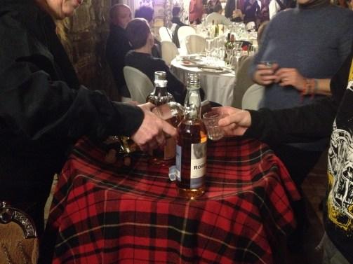Il Whisky è servito!