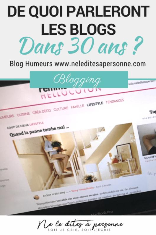 """Blog du futur : A la Une Hellocoton dans 30 ans - Que pourrait-on bien raconter sur la """"blogosphère"""" en 2047 ? J'ai essayé d'imaginer les sujets de prédilections des blogueurs ... du futur ! Blog Bordeaux Ne le dites a Personne #blog #blogging #sciencefiction #anticipation #futur #neleditesapersonne #blogmaman #bloglittéraire"""