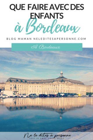Que faire avec des enfants a Bordeaux - Idees de sorties en famille Bordelaises - Blog Maman Ne le dites a Personne #museumdebordeaux #museedhistoirenaturelle #enfantsbordeaux #sortirabordeaux #bordeauxkidsfriendly #blogmaman #blogmamanbordeaux #mamanbordeaux #bordeauxenfants #blogfamille #neleditesapersonne