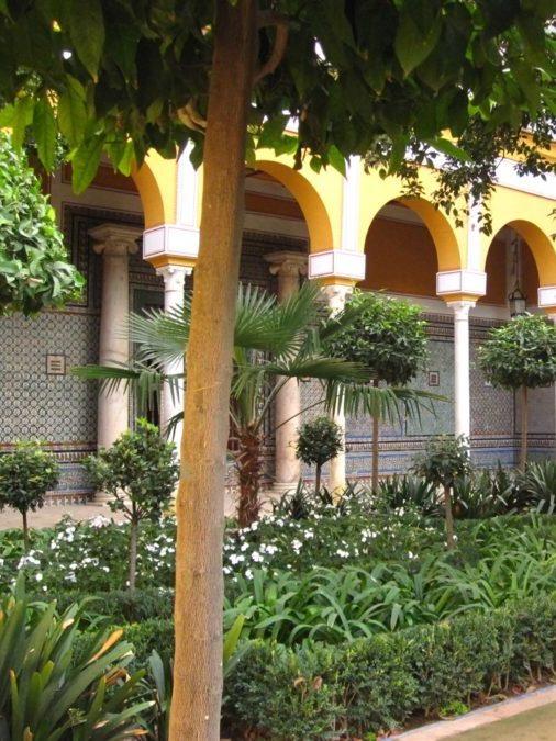 Jardins et parcs à Séville_Meilleures destinations en vol direct depuis Bordeaux _ Séville en Espagne - Blog Bordelais Ne le dites a personne