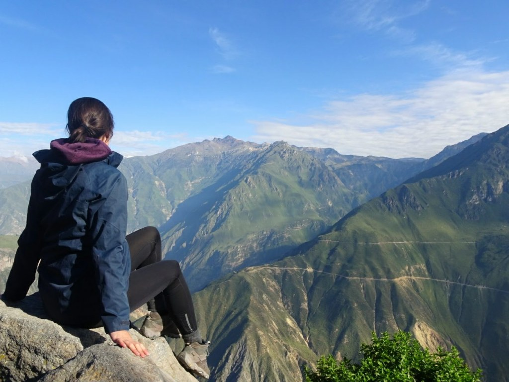 Nele Giese Colca Canyon Peru