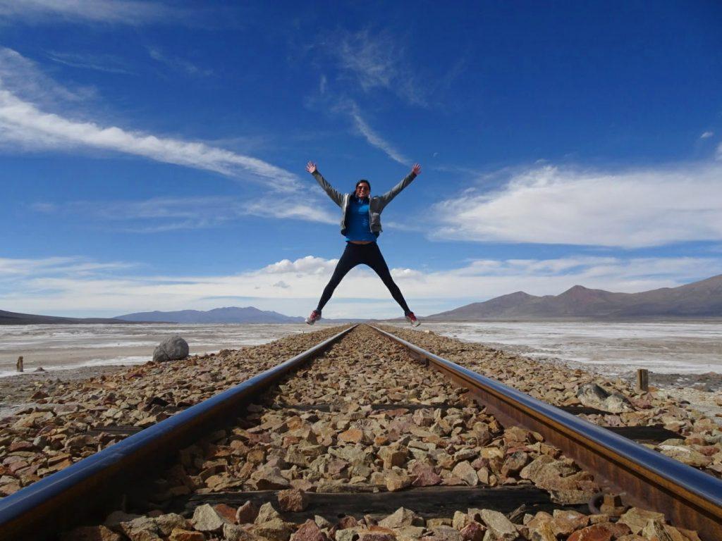 Nele Giese Bolivia