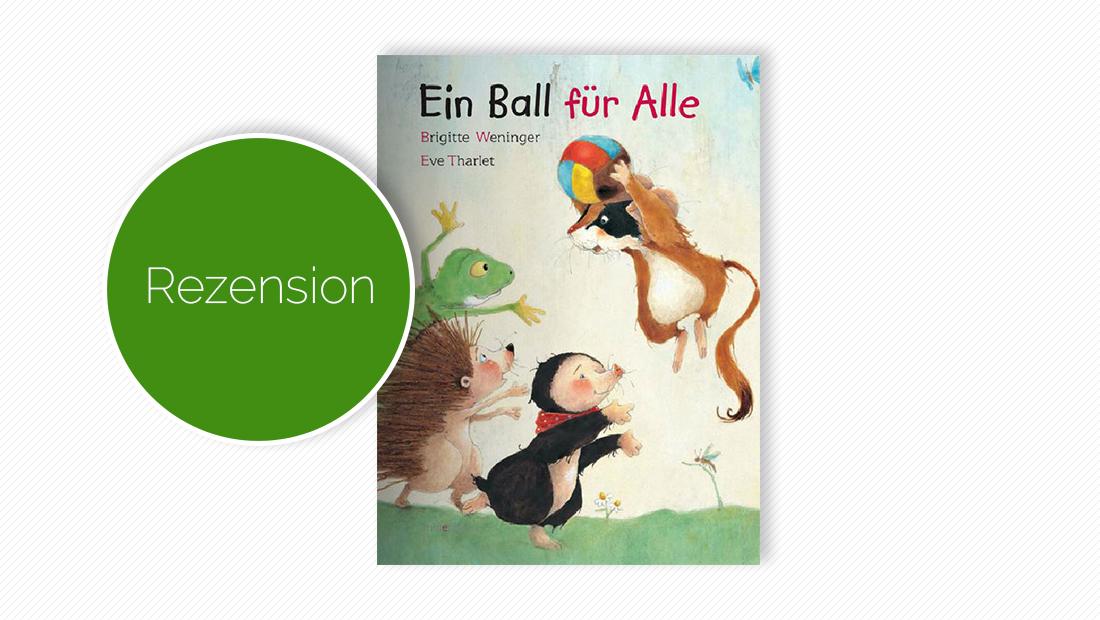 Buchcover: Ein Ball für Alle