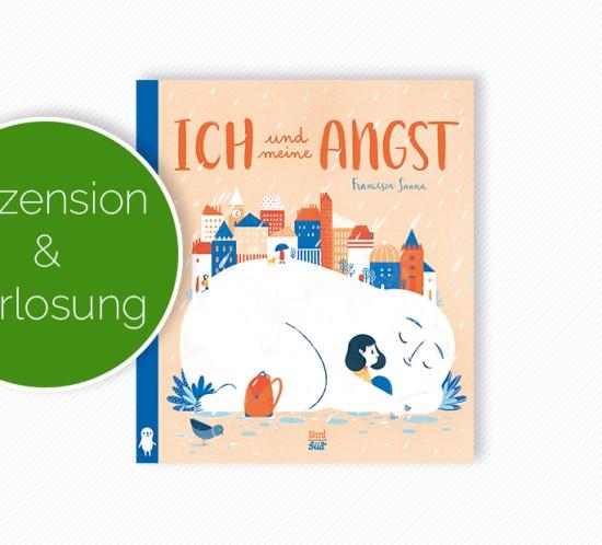 """Cover vom Bilderbuch """"Ich und meine Angst"""""""