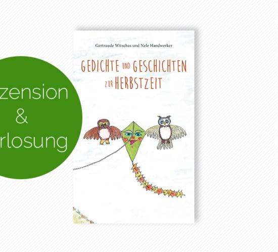 """Buchcover vom Kinderbuch """"Gedichte und Geschichten zur Herbstzeit"""""""