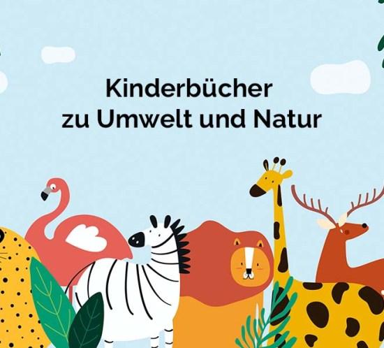 Coverbild zur Folge Kinderbücher zu Umwelt und Natur