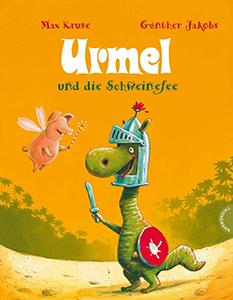 Cover vom Bilderbuch Urmel und die Schweinefee