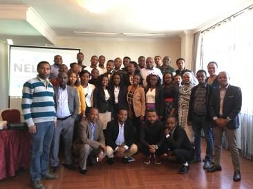 NELGA scholarship holders' meeting - NELGA