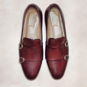 Nelibar - Handmade Leather Shoes - R673-F1