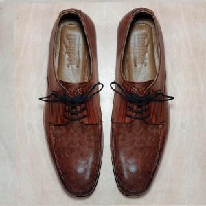 Nelibar - Handmade Leather Shoes - R673-J1