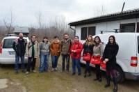 Coi colleghi a Belgrado