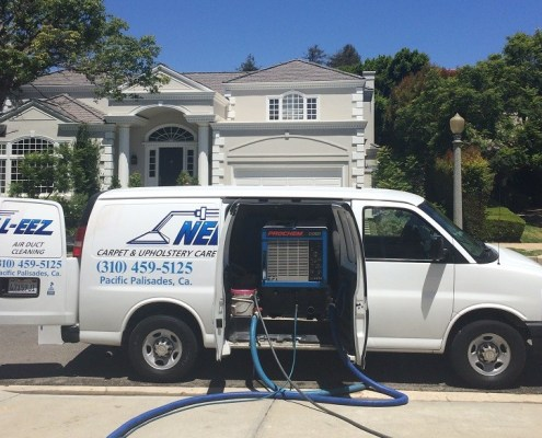 Santa Monica Carpet Cleaner