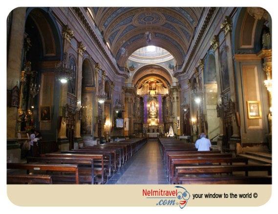 Iglesdia de San Francisco, Cordoba, Argentina, Church, Iglesia en Cordoba,;