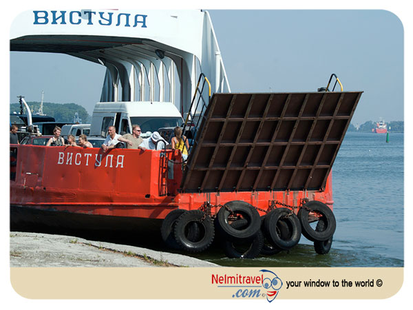 Baltiysk Water taxi Transport; Water taxi and ferry Baltiysk; Water transport Baltiysk;