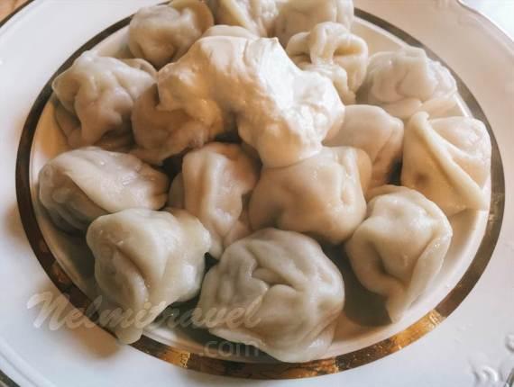 Pelmeni, Russian Pelmeni, пельме́ни, Russan food, Nelmitravel;