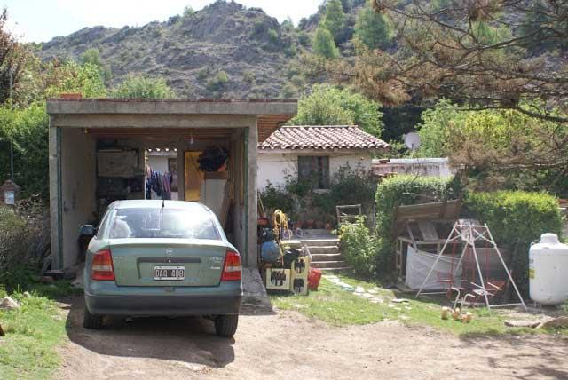 Camping in La Cumbrecita