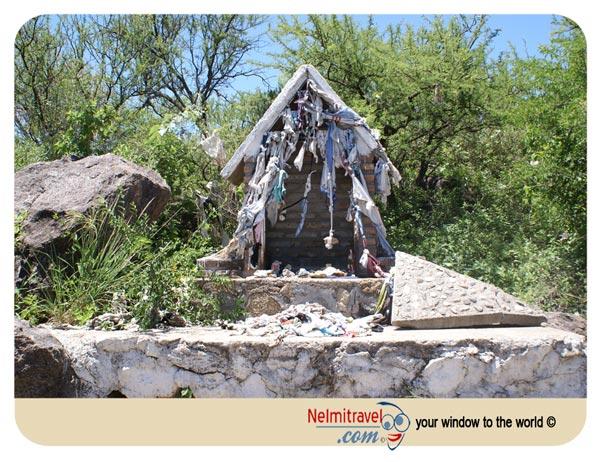 Shrines in Argentina,Deofinda Correa,La Difunta Correa