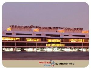 จังหวัด กรุงเทพมหานคร;Don Mueang International Airport; Bangkok International Airport; International Airport in Bangkok; Don Mueang Airport; Bangkok Don Mueang; Airport information Don Mueang International Airport