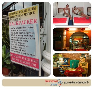 Thairungruang Hotel;Surat Thani;Accommodation in Surat Thani;Thailand Hotel;Surat Thani Hotel;таиланд гостиницы