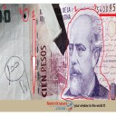 money tips, travel tips, fake money in argentina, fake pesos, safety, security, counterfeit