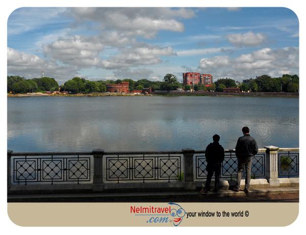 верхнее озеро; Oberteich; Kaliningrad; Amber Museum; Kaliningrad-Oblast; Калининград;