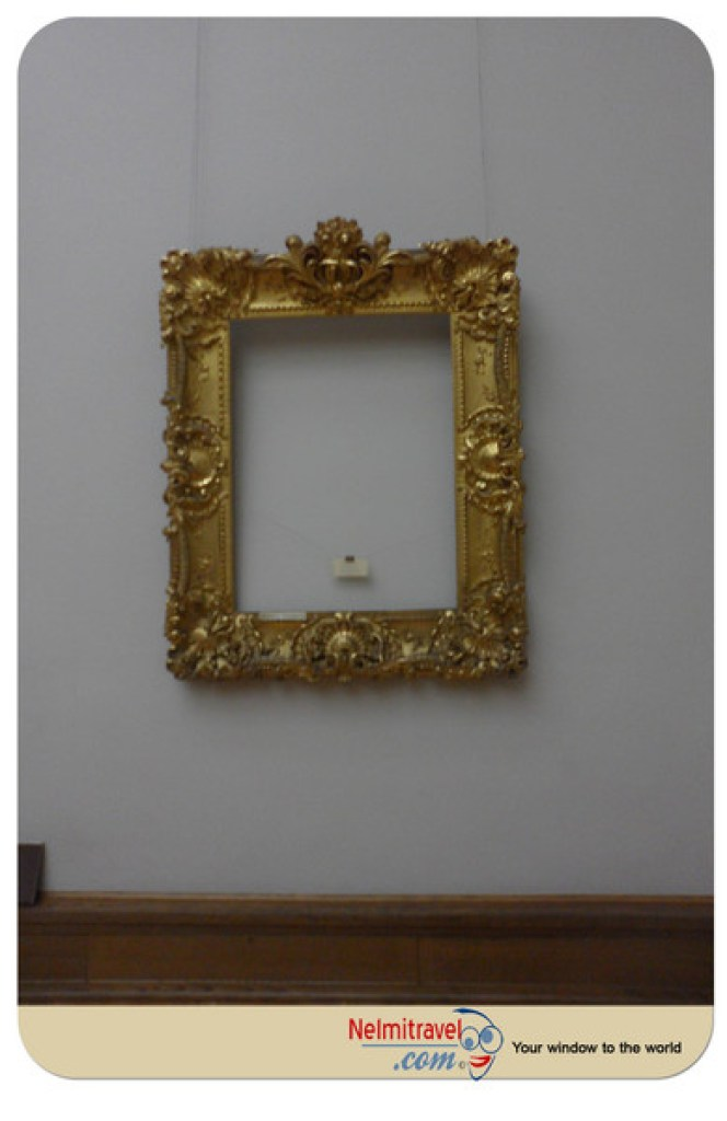 Tretyakov Gallery,Moscow Art Museum,Empty frame,Moscow,paintings,Thomas Crown Affair