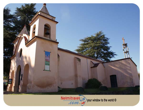 Capilla Vieja,Museo religioso Santa Rosa de Calamuchita;Santa Rosa de Calamuchita