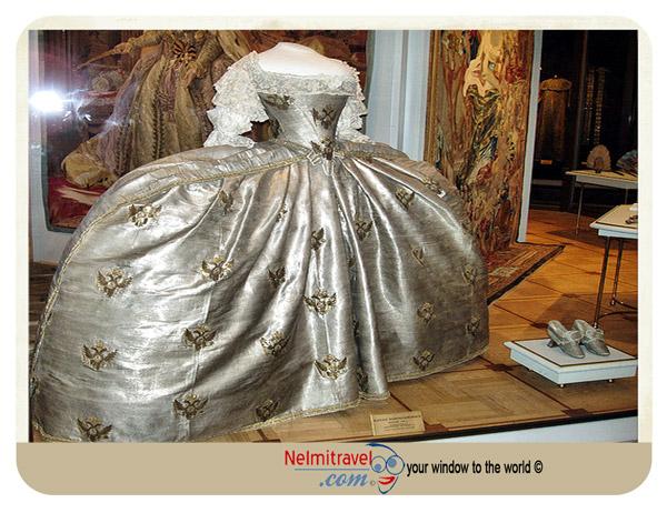 Kremlin Armoury Museum Medieval Costumes