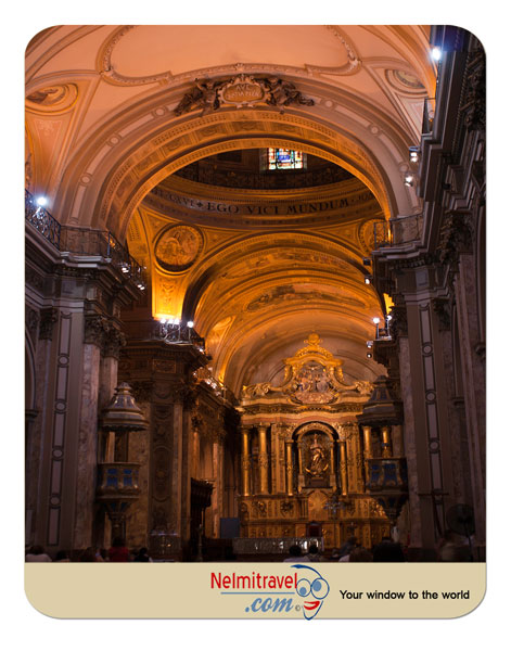 Metropolitan Cathedral Buenos Aires, Catedral Metropolitana Buenos Aires, Monserrat, Catholic Church Buenos Aires, Plaza de Mayo Buenos Aires