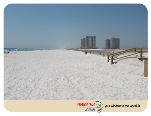 USA, Travel USA, Tips for travelling to the USA, Pensacola Beach, Booked.net;