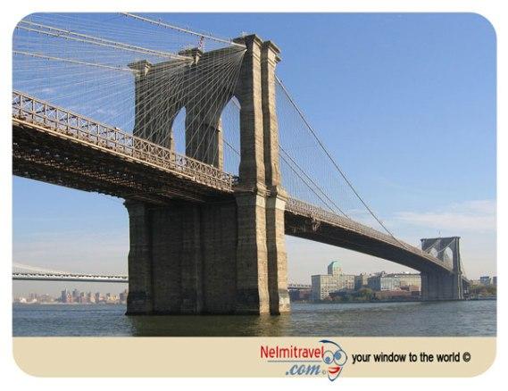 Brooklyn, Manhattan, Brooklyn Bridge, Tourist attraction in Brooklyn