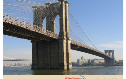 Brooklyn, Manhattan, Brooklyn Bridge, Tourist attraction in Brooklyn