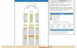 Choosing your seat, budget travel, adventure travel, seatguru, seatexpert, plane seat