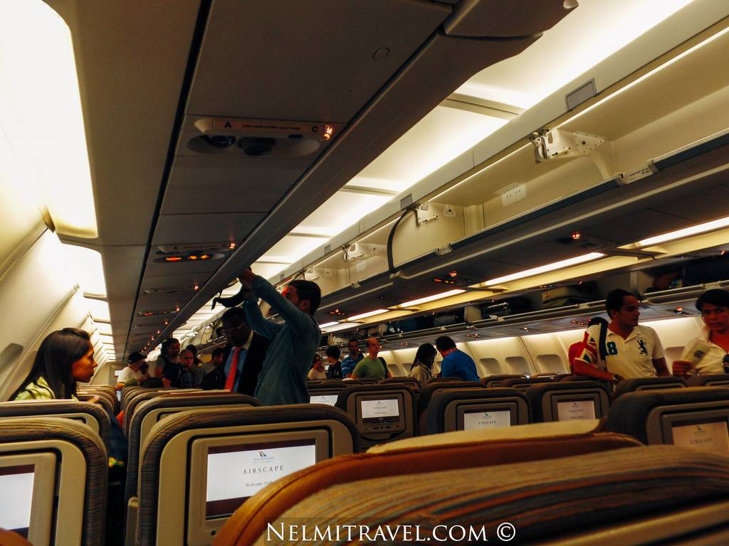 Nose bleed on flights; Stopping nose bleeds on long flights; Nelmitravel; Nose bleed and flights;