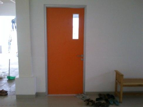 pintu HPL  nelsinterior