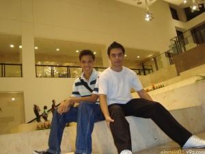 @Greenbelt w/ Mader & Lagat ~ Y4iT '08