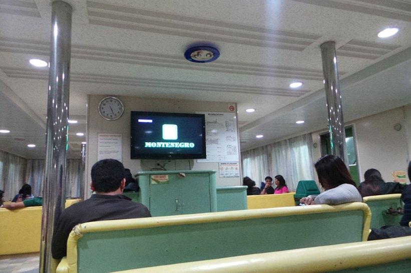 Ferry ride to Lucena