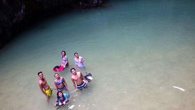 Secret Lagoon, El Nido
