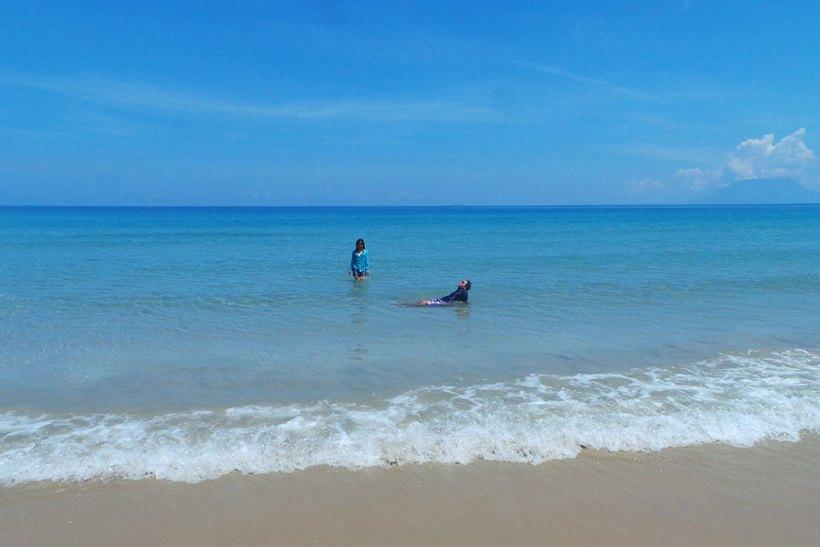 Long Beach, San Vicente, Palawan