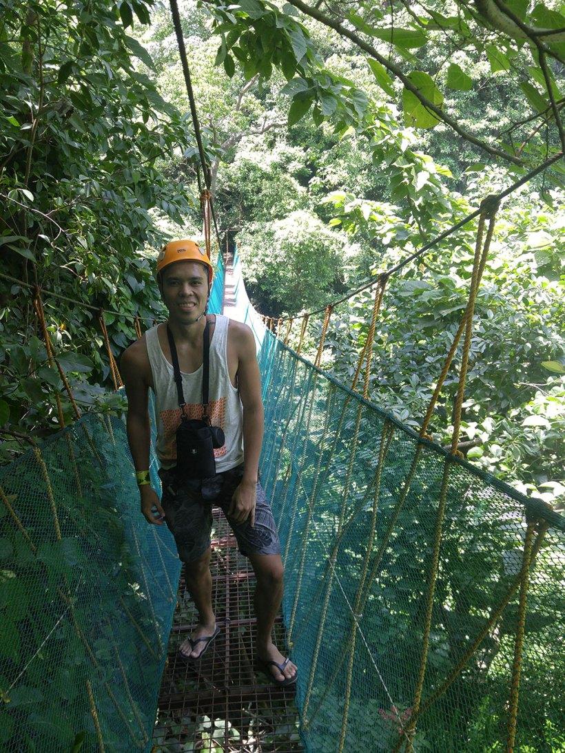 Canopy Walk, El Nido