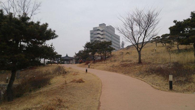 Stumbling upon the Excursion Trail of Hanyangdoseong