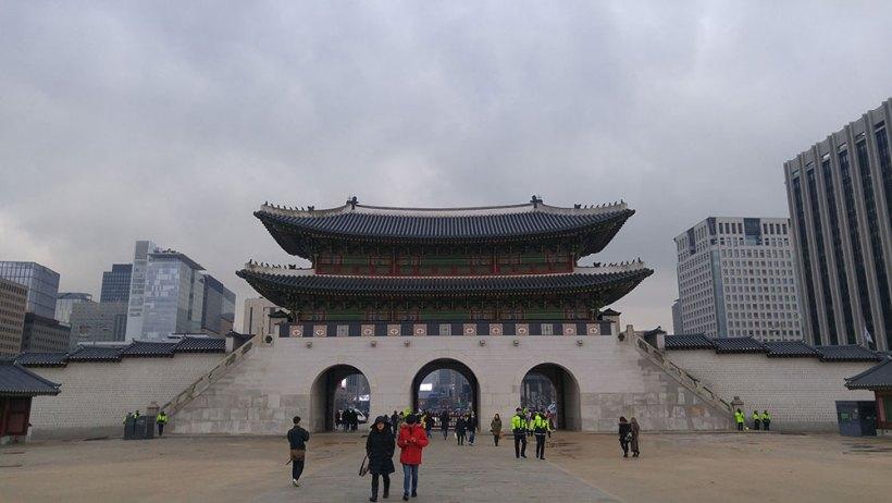Exploring Gyeongbokgung Palace