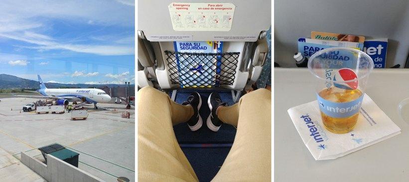 Interjet flight