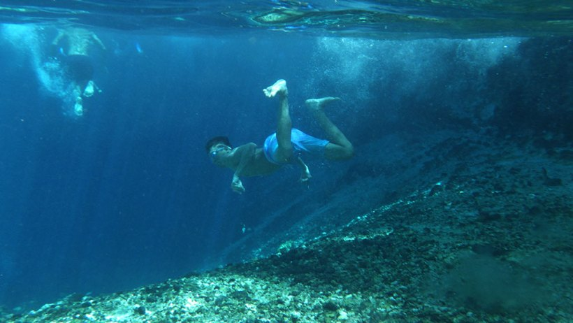 Enchanted River (Seat sale to Butuan)