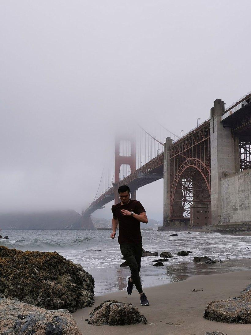 Repatriation to the Philippines: San Francisco stopover